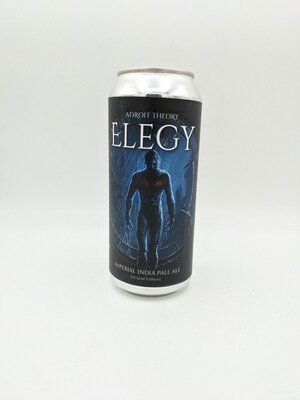 Adroit Theory - Elegy [Despair Edition] (Ghost 953) - Imperial IPA -  8% - Canette 47cl