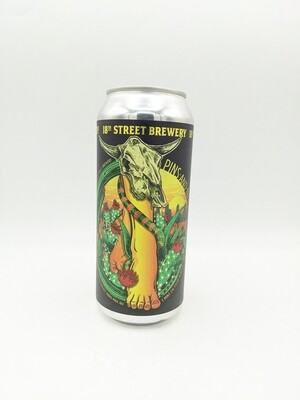 18th Street Brewery (USA) - Pins and Needles - Double New England IPA - 8.5% - Canette 47cl