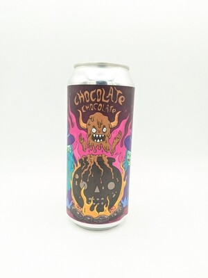 The Brewing Projekt (USA) - Chocolate Chocolate - Stout - 7.1% - Canette 47cl