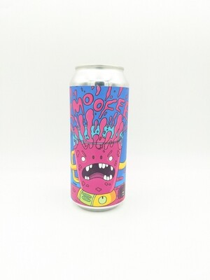 The Brewing Projekt (USA) - Smoofee Sour - Blackberry, Banana & Mango - Pastry Sour - 6.6% - Canette 47cl
