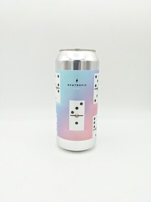 Garage Beer (ESP) - NewTropic - New England Double IPA - 8.2% - Canette 44cl