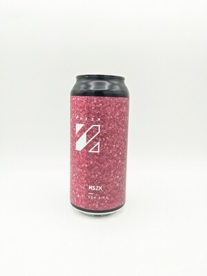 Prizm (FR) - MSZK - Double New England IPA - 7.6% - Canette 44cl