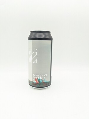 Prizm (FR) - Babble From Our Mouth - New England DDH IPA - 6% - Canette 44cl