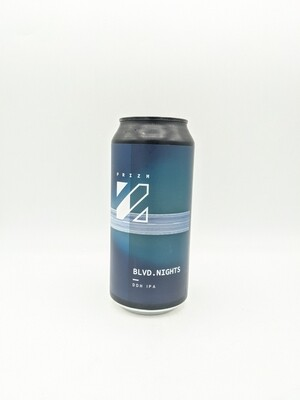 Prizm (FR) - Blvd.Nights - New England DDH IPA - 6% - Canette 44cl