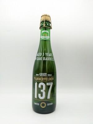 Brouwerij Oud Beersel (BEL) - Oude Gueuze Vandervelden 137  - Lambic - Sour - Viellie en fûts de vin - 6.5% - Bouteille 37,5cl