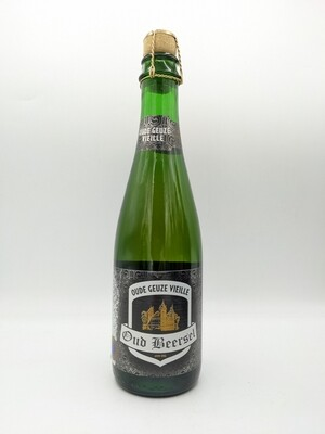 Brouwerij Oud Beersel (BEL) - Oude Gueuze (Vieille) - Lambic - Sour - 6.5% - Bouteille 37,5cl