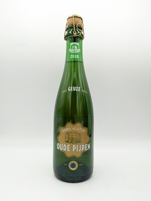 Brouwerij Oud Beersel (BEL) - Oude Gueuze Barrel Selection Oude Pijpen 2020 - Lambic - Sour - 6.5% - Bouteille 37,5cl