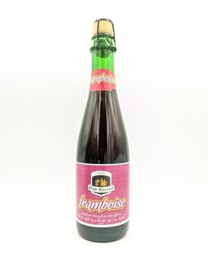 Brouwerij Oud Beersel (BEL) - Framboise - Lambic - Sour - 5% - Bouteille 37,5cl