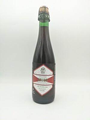 Geuzestekerij De Cam (BEL) - Oude Kriek - Lambic - Sour 6.5% - 37.5cl