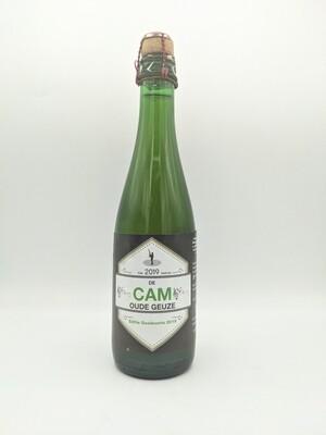 Geuzestekerij De Cam (BEL) - Oude Geuze Editie Gooikoorts (2019) - Lambic - Sour 6.5% - 37.5cl