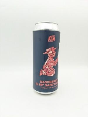 AF Brew (RU) - Raspberry is my Sanctuary (sour) - 5.3% Canette 50cl