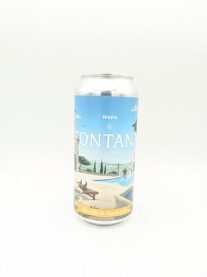 Piggy Brewing (FR) - Fontana Resort - New England Pale Ale - 4.9% - Canette 44cl