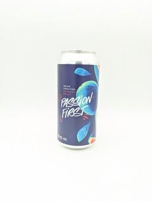 Piggy Brewing (FR) - Passion First - sour au fruit de la passion - 5% - Canette 44cl