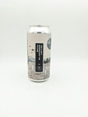 Wylam (UK) - You Can't Download the Future - IPA - 7.4% - Canette 44cl