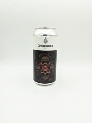By The River Brew Co (UK) - Doubleheeder - Double IPA - 8% - Canette 44cl