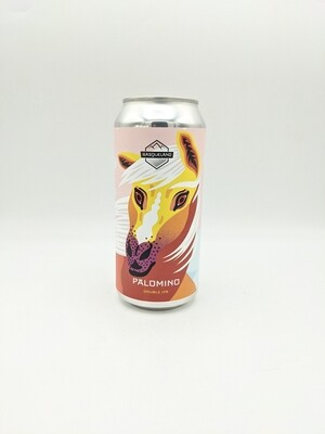 Basqueland Brewing - Palomino (Double New England IPA - 8%) - Canette 44cl