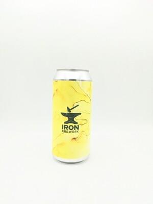 Brasserie Iron (FR) - Sour IPA Citron / Citra 5.5% - Canette 44cl