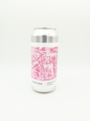 Brasserie Popihn (FR) - NEIPA DDH Mosaic Cryo / Palissade  (New England IPA) - 6.2% - Cannette 44cl