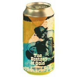 Oso Brew (ESP) - The Ecstasy of Gold (Westcoast IPA) - 6.5% - canette 44cl