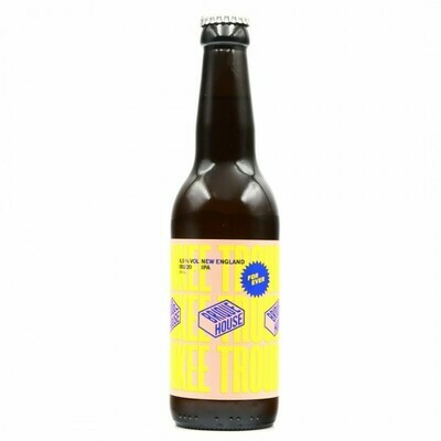 Brique House (FR) - Yankee Trouble (New England IPA 6,5%) - bouteille 33cl