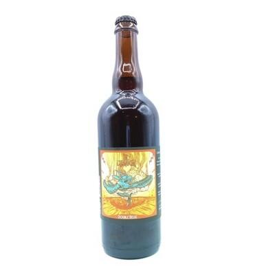 La Débauche (FR) - Double Belge (Belgian Dubbel, Ambrée 7%) - bouteille 75cl