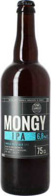 Brasserie Cambier (FR) - Mongy IPA - 6.8% - Bouteille 75 cl