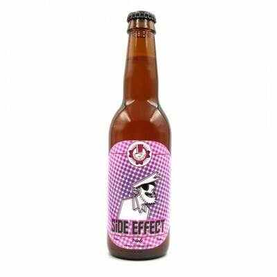 O'Clock Brewing (FR) - Side Effect (Belgian Tripel - Triple Belge) - 8.5% - Bouteille 33cl