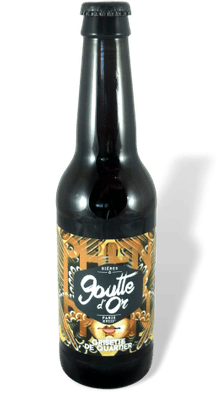 La Goutte D'Or (Paris) - PHENIX - Grisette de Quartier - 3.7% - 33cl