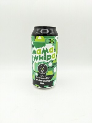 Les Intenables (FR) - Mama Whipa (Wheat IPA) - 6% - Cannette 44cl