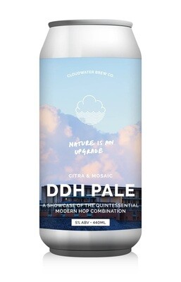 Cloudwater Brew (UK) - Nature Is An Upgrade (New England Pale Ale) 5% - Canette 44cl
