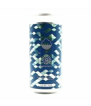 Cloudwater Brew (UK) - Apple Blossoms On Hewitt Street (New England Pale Ale) 4.2% - Canette 44cl