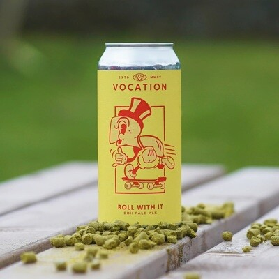 Vocation Brewery (UK) - Roll With It (English Pale Ale) 5,2% - Canette 44cl