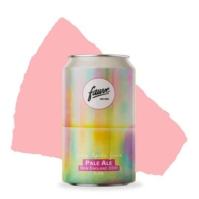 Brasserie Fauve (FR - Paris) - Jour Après Jour (New England Pale Ale DDH Nelson Sauvin Amarillo Azacca) - 5% - Canette 33cl