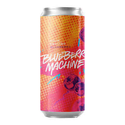 The Piggy Brewing Company - Blueberry Machine - 44cl