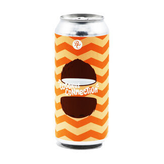 Brix City Brewing (USA) –  Coconut Connection (Double New England IPA) - 8% - Canette 47cl