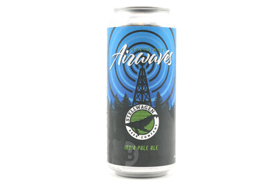 Stellwagen Beer Company (USA) - Invisible Airwaves (New England IPA) - 7% - canette 47 cl