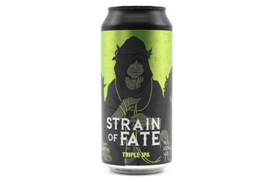 FrauGruber Brewing (ALL) - Strain of Fate (Triple IPA 9.2%) - Canette 44cl