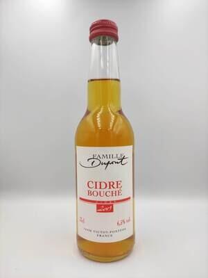 Cidrerie Famille Dupont (FR) - Cidre Bouché - 33cl - 5,5%
