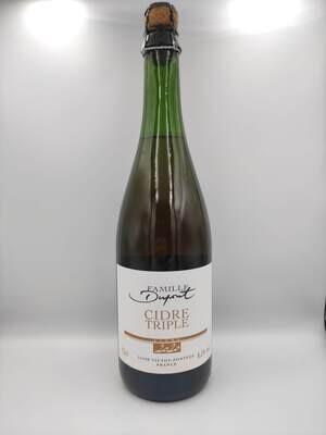 Cidrerie Famille Dupont (FR) - Cidre Triple - 37.5cl - 8,5%