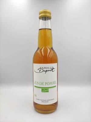 Cidrerie Famille Dupont (FR) - Jus de Pomme -  33cl - 0%