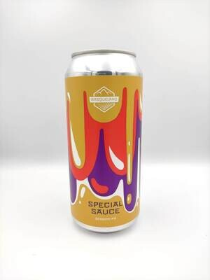 Basqueland Brewing - Special Sauce (Session IPA) - Canette 44cl  - 5.5%