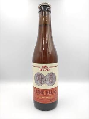 Brouwerij De Ranke  - Franc Belge (Spéciale Ambrée - 5.2%) - bouteille 33cl