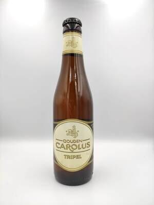 Brouwerij Het Anker (BEL) - Gouden Carolus Tripel (Belgian Tripel - 9%) - bouteille 33cl