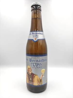 Brouwerij St. Bernardus (BEL) - Wit (Blanche/ Wheat Beer / Witbier 5,5%) - bouteille 33cl