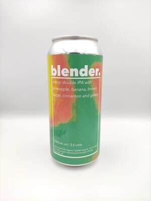 Left Handed Giant - Blender V - Banana, Pineapple, Cinnamon, Galaxy and Brown Sugar (Sour IPA 8%) - Canette 44cl