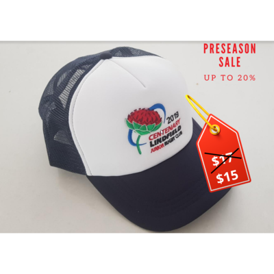 LINDFIELD RUGBY TRUCKER CLUB CAP