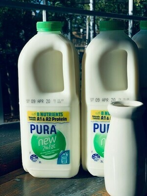 Pura Milk 2 litre
