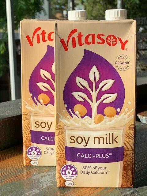 Soy Milk 1 litre