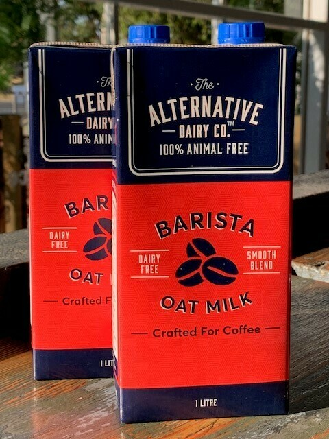 Oat Milk (1 litre) Alternative Dairy Co