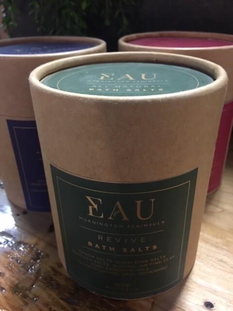 EAU Bath Salts 500mg